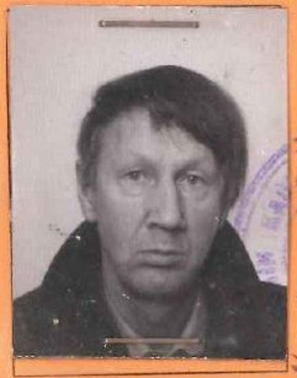 Kansainvälinen rikospoliisijärjestö Interpol on tehnyt katoamisilmoituksen Vesa Frantsilasta, josta viimeinen havainto on vuodelta 2001.