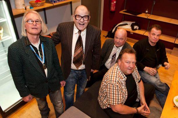 Lapinlahden Linnut konsertoivat jäähyväiskiertueen merkeissä vuonna 2013.