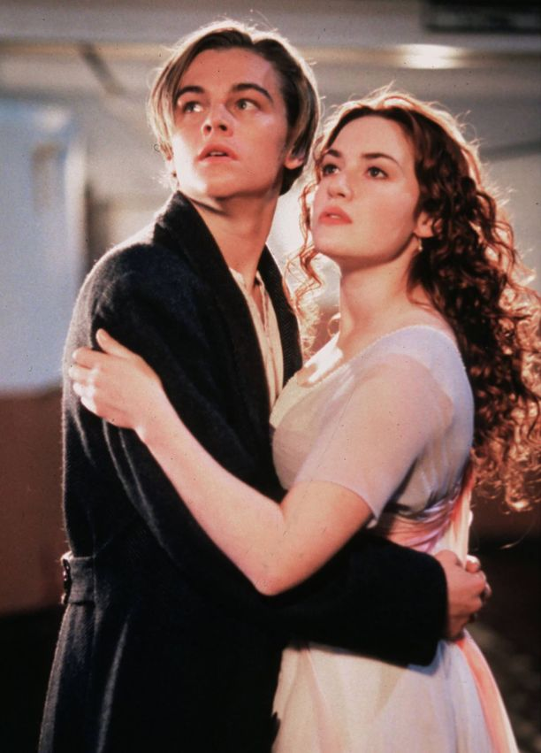Titanic julkaistiin Suomessa vuonna 1998.