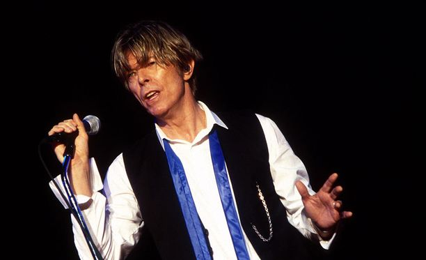 David Bowien albumi voitti viisi Grammya.