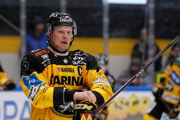 Lasse Kukkonen tuntee Mika Pyörälän jo juniorivuosilta.