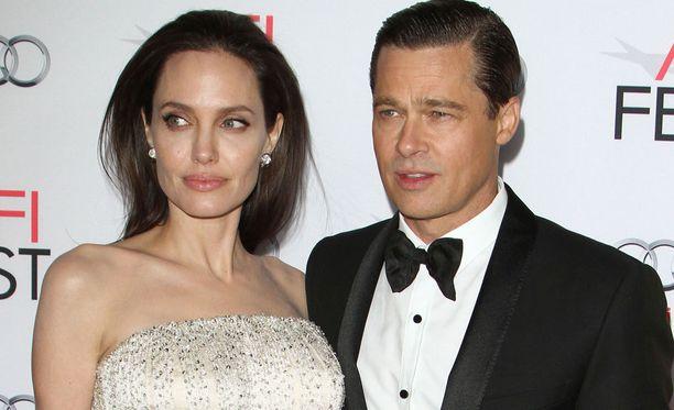 Angelina Jolien ja Brad Pittin avioeroa on puitu syyskuusta lähtien.