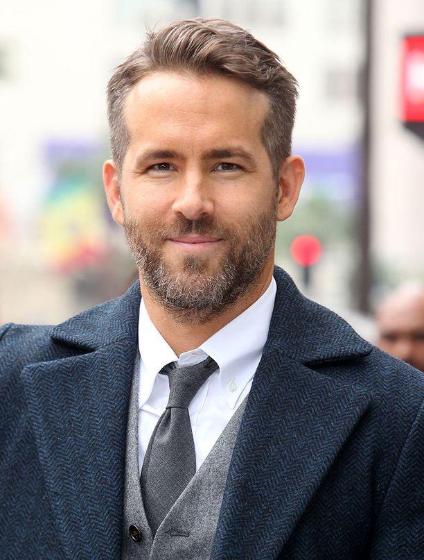 Ryan Reynolds on paitsi komea myös hillittömän hauska, hellä ja muut huomioon ottava.