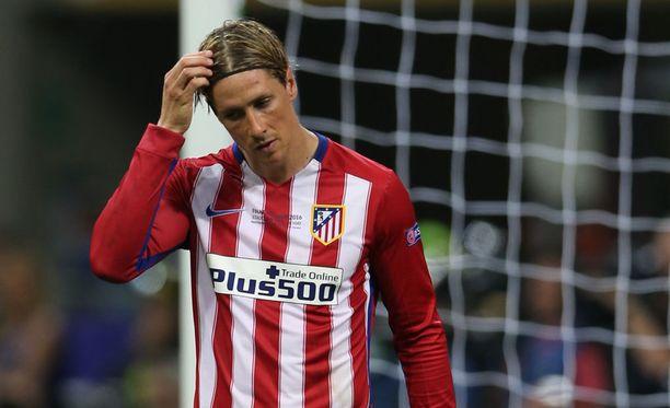 Fernando Torres jatkaa Atletico Madridissa ainakin yhden kauden lisää.
