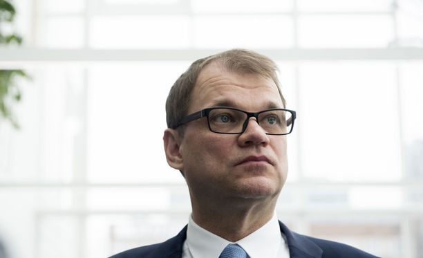 Pääministeri Juha Sipilä kommentoi asiaa STT:lle sähköpostitse.