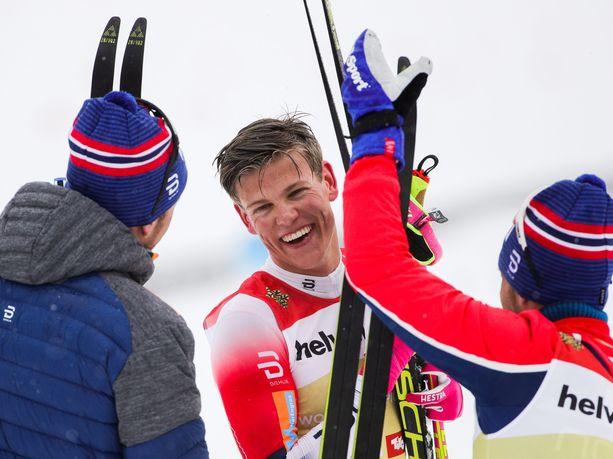 Johannes Kläbo vääntää Norjan hiihtoliiton kanssa sopimusehdoista.