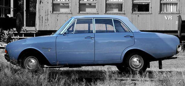 Ford Taunus vm. 1962