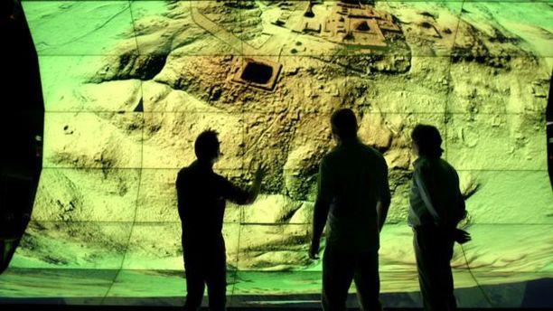 Laser-kuvat hämmästyttivät tutkijoita.