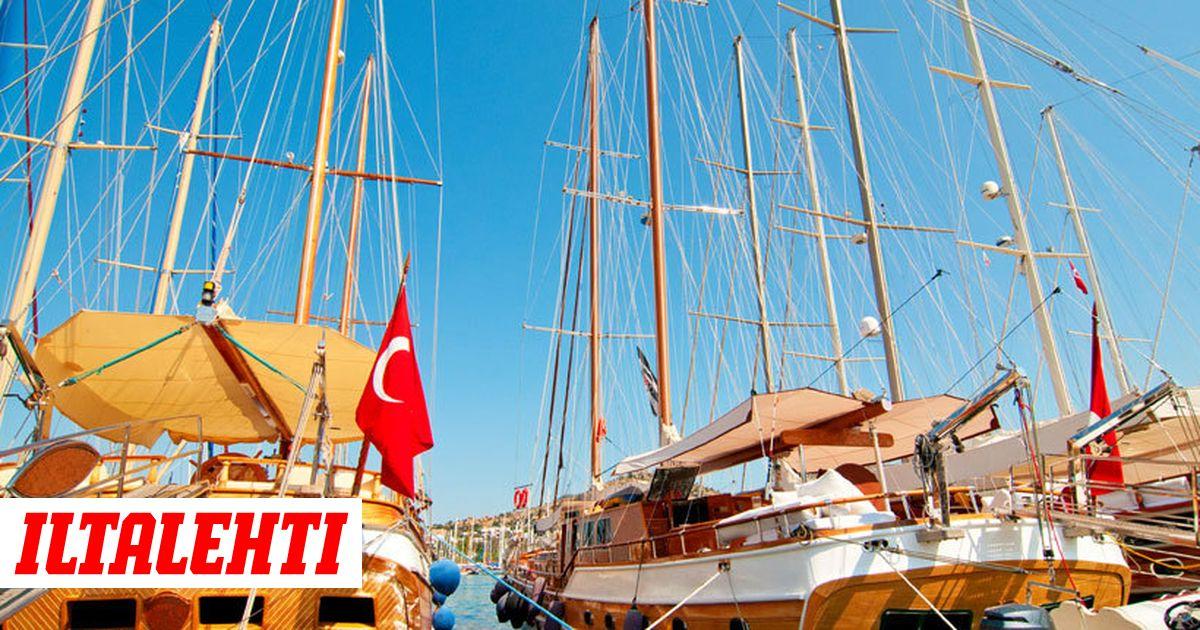 Pelkät Lennot Turkkiin