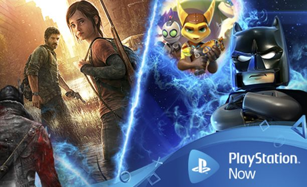 Playstation Now saapui Suomeen.