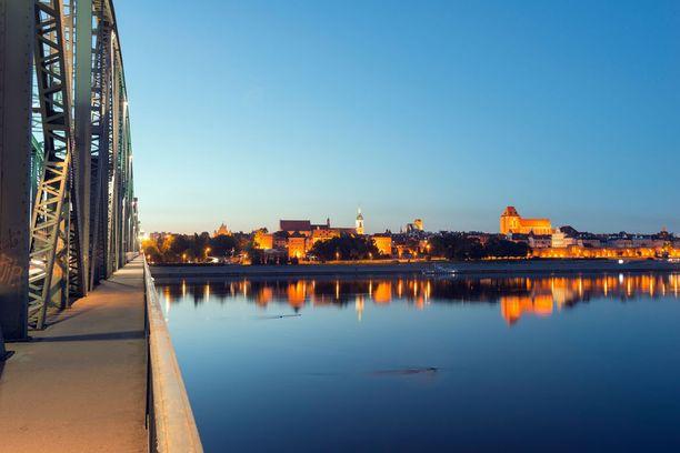 Torunin keskiaikainen vanha kaupunki on hurmaava vaihtoehto vaikkapa Gdanskille.