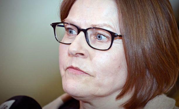 Heidi Hautala antoi tänään julkisen anteeksipyynnön.