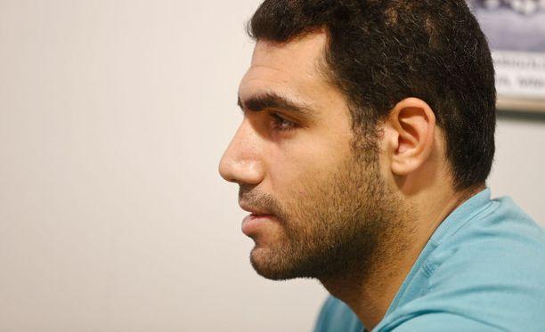 Ihab Abdelrahman alkoi panostaa urheiluun täysillä.
