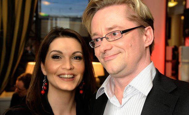 Pariskunta avioitui vuonna 2007.