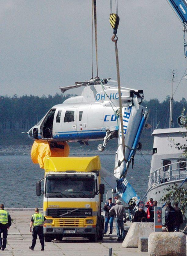 Vioittunut ohjaustehostin johti onnettomuuteen, jossa kuoli 14 ihmistä vuonna 2005.