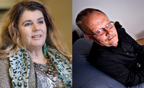 Riitta Väisänen ja Reijo Pipinen ovat tänään Sensuroimattoman Päivärinnan vieraina.