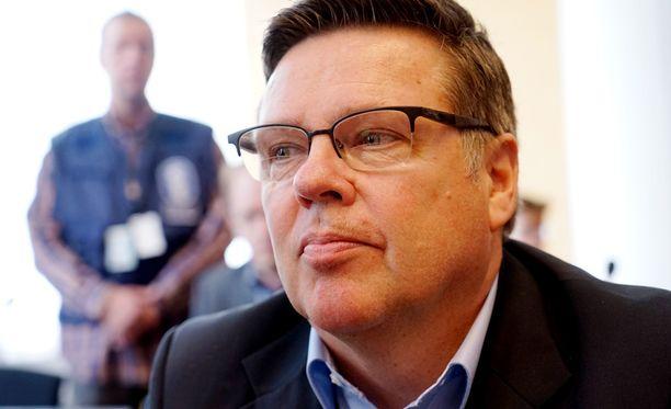 Jari Aarnion raha-asioita selvitettiin muun muassa verotarkastuksessa, joka tehtiin toukokuussa 2014.