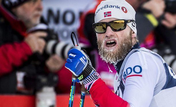 Martin Johnsrud Sundbyn ja muiden norjalaisten alku Tour de Skillä oli heikko.