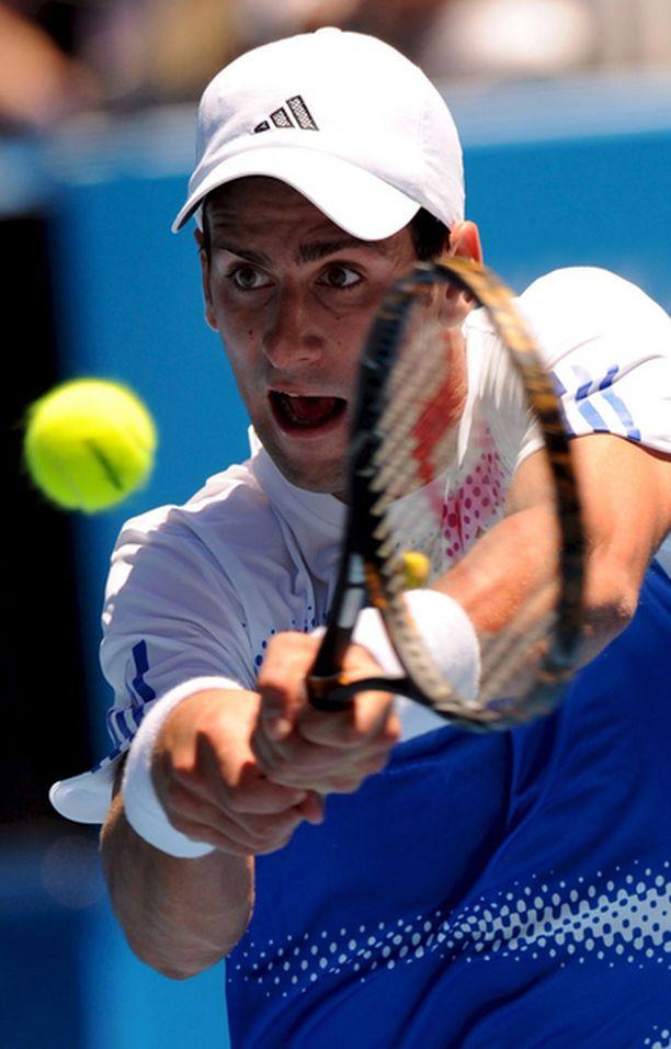 Novak Djokovicista povataan suurpelaajaa.