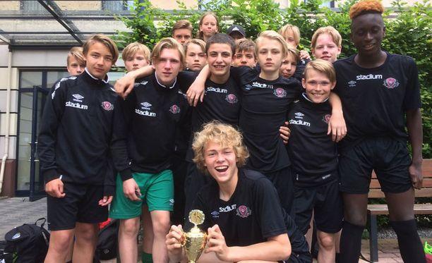 FC Lahti United menestyi kovassa kansainvälisessä turnauksessa.