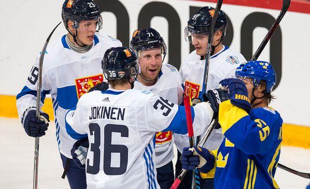 Suomi juhli torstaina Hartwall-areenalla. Jatkuuko sama meno tänään?