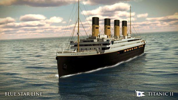 Titanic II tulee muistuttamaan esikuvaansa. Sen navigointijärjestelmä on kuitenkin edeltäjäänsä parempi, ja siinä on enemmän pelastusveneitä.