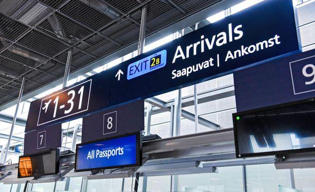 Helsinki-Vantaan lentoasemalla ei pystytä tarjoamaan liikuntarajoitteisille ja näkövammaisille matkustajille saattopalveluja perjantaina 15. kesäkuuta.
