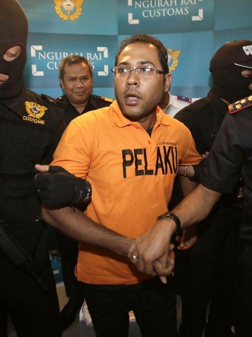 Intialainen Sayed Said sai kaksi vuotta sitten 14 vuoden tuomion 1,5 metamfetamiinikilon salakuljetukseta.