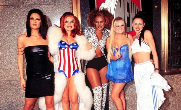 Spice Girls sellaisena kuin heidät muistamme.