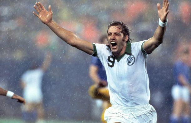 Lazion hyökkääjää Giorgio Chinagliaa ei ole ainakaan vielä julistettu pyhimykseksi.