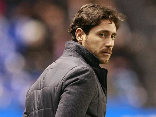 Víctor Sánchez del Amo sai lähtöpassit Málagasta.