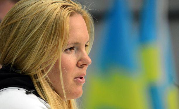 Anja Pärson kuvaili Rapaportia positiiviseksi ja vahvaksi ihmiseksi.