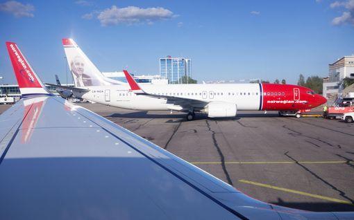 Lentoyhtiö Konkurssi