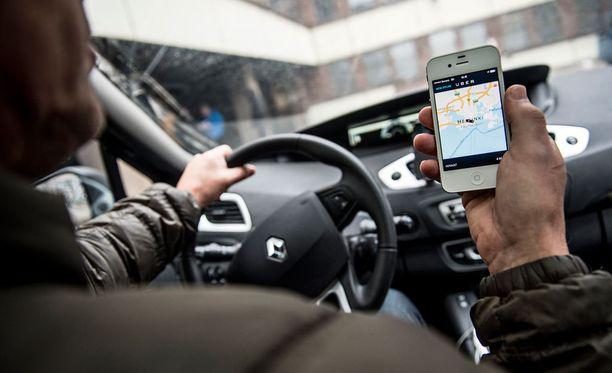 Ruotsalaisten tuomioistuinten mukaan Uber on taksipalvelua ja lainsäädäntöä rikkovaa.