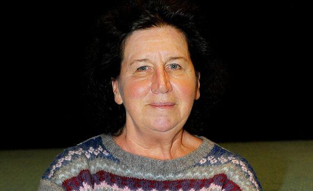Kristiina Elstelä menehtyi 73-vuotiaana.