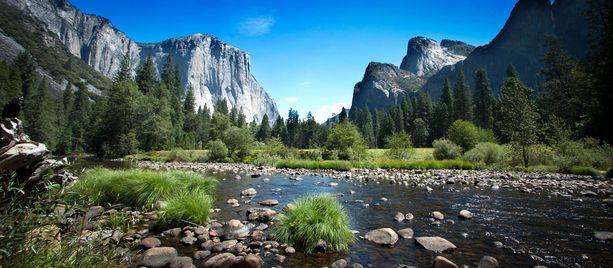 Perhe kerkisi olla kateissa vajaan vuorokauden lähellä Yosemitea.