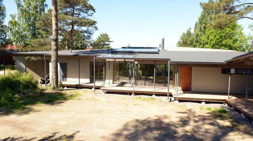 Uuden talon on istuttava mahdollisimman hyvin ympäristöönsä.