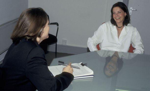 On olemassa merkkejä, joista kannattaa huolestua työhaastattelussa.