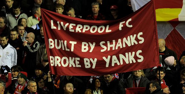 Liverpoolin fanien kärsivällisyys on koetuksella.