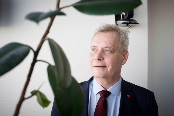 Antti Rinne pitää Juha Sipilän ratkaisua hallituksen eroamisesta outona nyt, kun eduskuntavaaleihin on niin vähän aikaa.