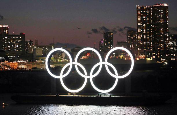 Tokion olympialaiset siirtyvät vuoteen 2021.
