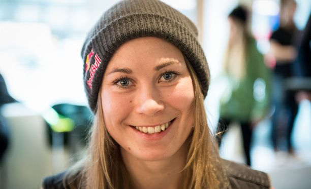 Enni Rukajärvi nautti kahdesta MM-hopeasta.