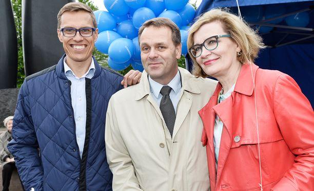Kuka heistä on Suomen seuraava pääministeri? Se selviää lauantaina.