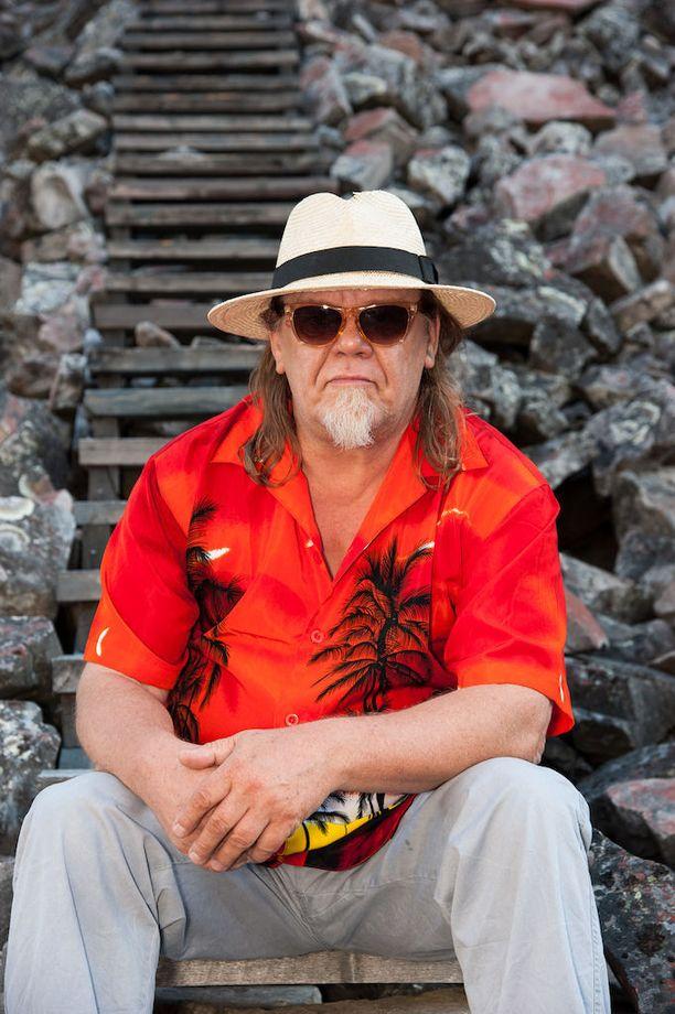 Harri Marstion rouhea ääni tuli suomalaisille tutuksi jo 1980-luvulla.