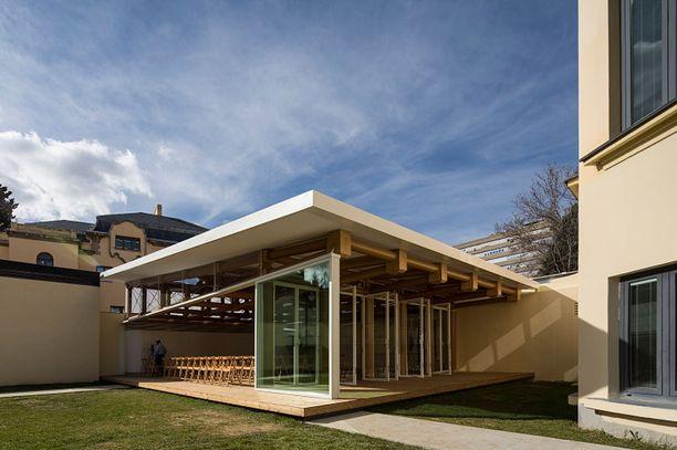 Madrid Paper Pavilion 2013