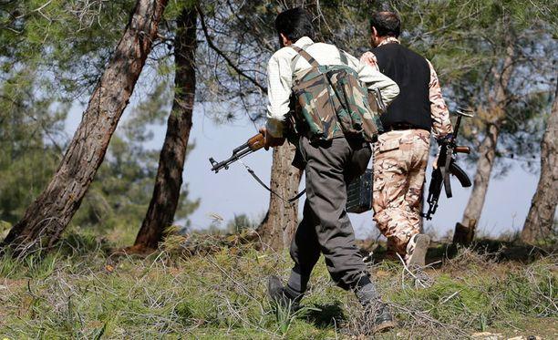 Suomesta on lähdetty sotimaan muun muassa Syyriaan.