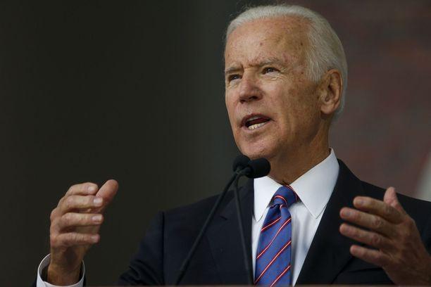 Demokraattien presidenttiehdokas Joe Biden on vahvasti matkalla kohti Valkoista taloa.