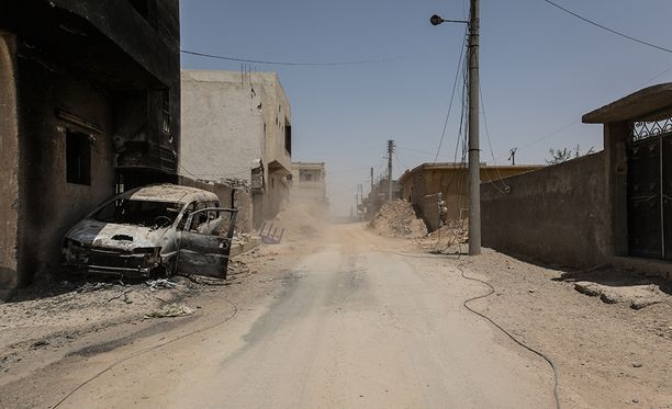 Egyptin poliisi ampui harjoitusleirillä olleita jihadisteja.