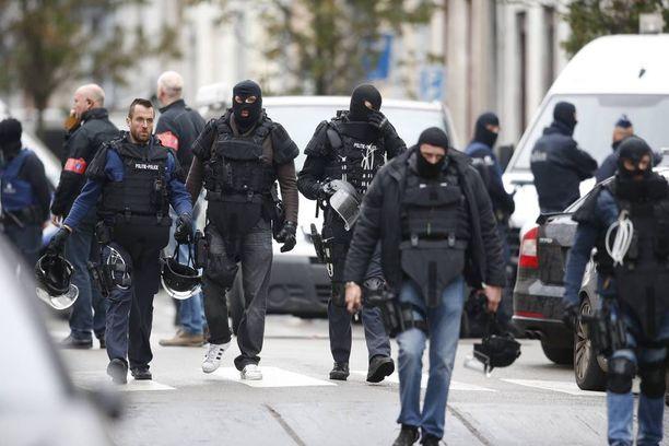 Molenbeekiä pidetään jihadistiterrorismin kehtona. Belgian poliisi suoritti siellä operaation Pariisin terrori-iskujen jälkeen 16. marraskuuta 2015.