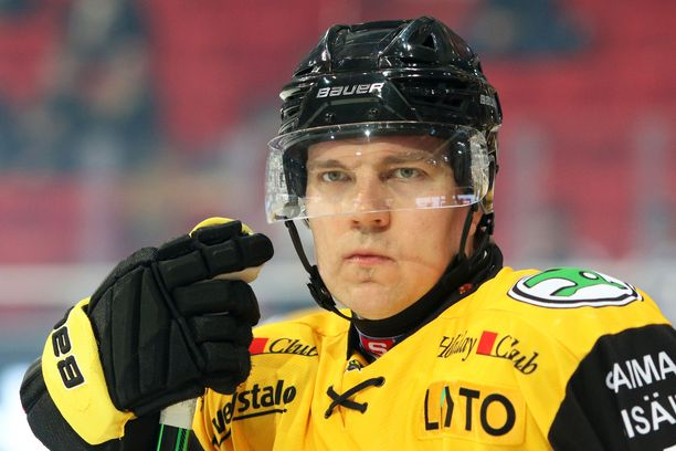 Teemu Ramstedt edusti viime kaudella Lappeenrannan SaiPaa.